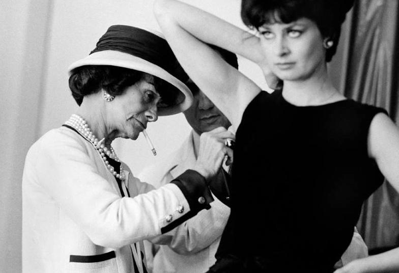 Coco Chanel se stala vzorem žen po celém světě.