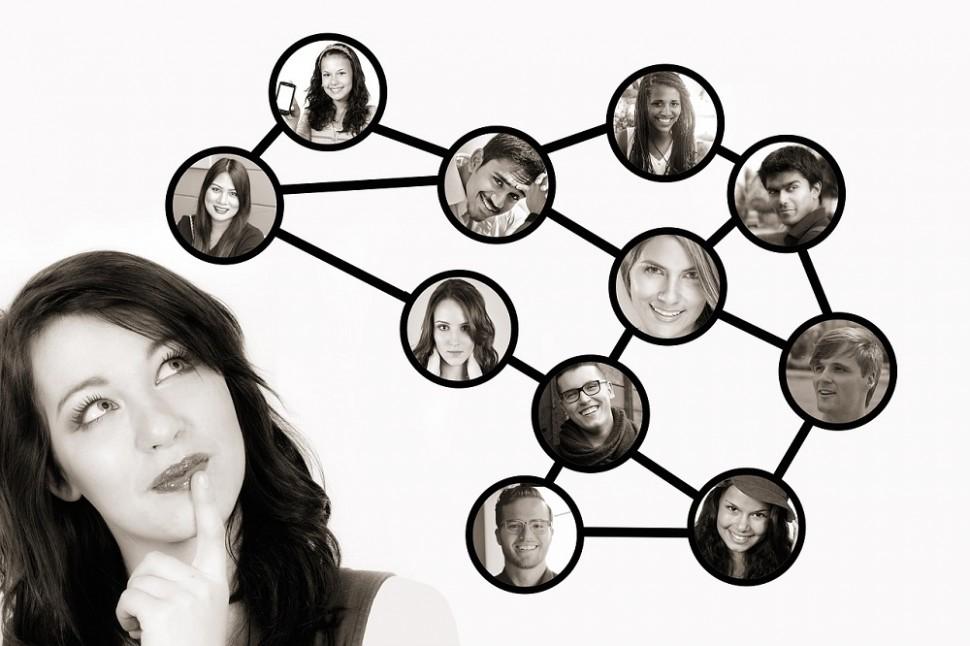 Networking je o získávání a využívání kontaktů pro Vaše podnikání.
