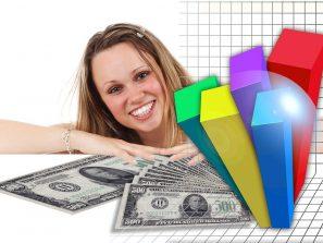 Výdajů není třeba se bát, když je máte pod kontorlou.