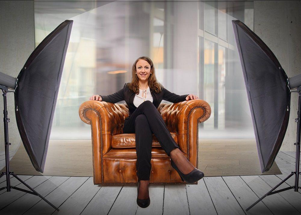 Být ženou nemusí v podnikání být nutně nevýhodou.