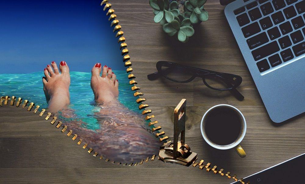 Máte pocit, že si nemůžete vzít dovolenou, protože se bez Vás firma neobejde? Naopak - potřebujete být plná síly!